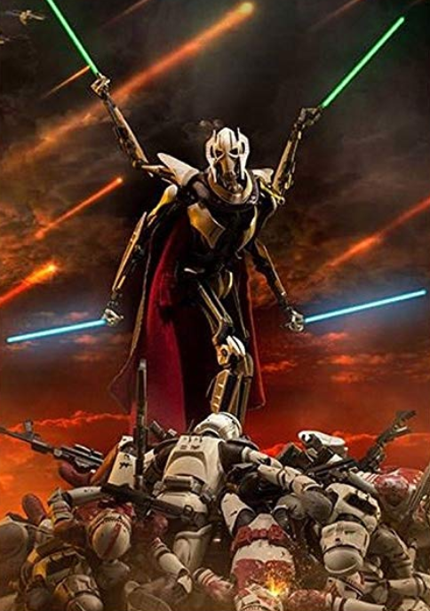 General Grievous Star Wars Sixth Scale Sideshow Collectibles Exclusive Figure Star Wars Villains Star Wars Art Star Wars Pictures