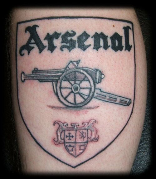 arsenal tattoo tattoos pinterest arsenal tattoo and tattoo. Black Bedroom Furniture Sets. Home Design Ideas