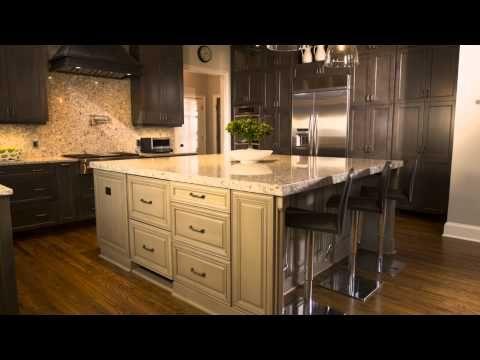 After Visiting A Local Cabinet Dealer And Designer The Bernatos Found Themselves Reinventing Their Kitchen Ba Kitchen Crafts Kitchen Renovation Kitchen Design