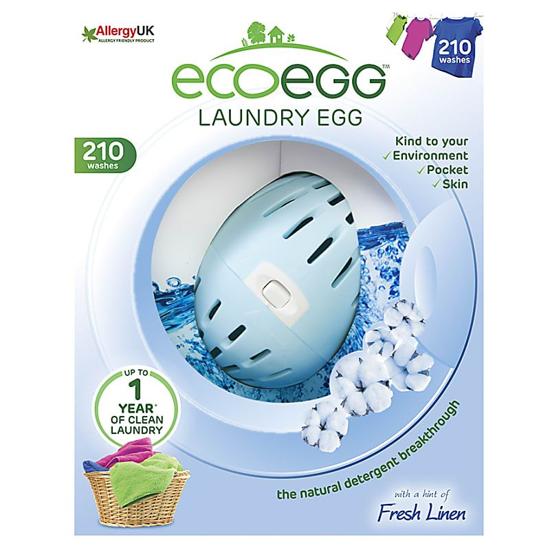Ecoegg Laundry Egg Lavender The Natural Detergent Breakthrough