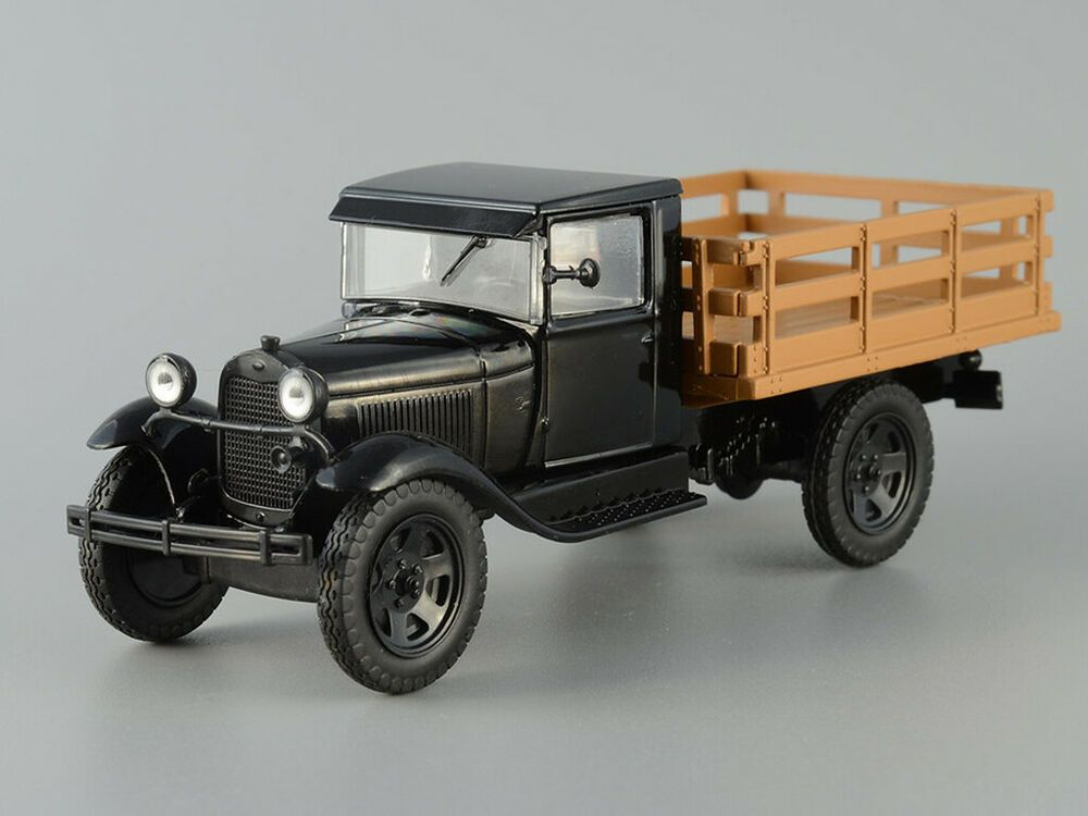 Ford Model Aa American Truck 1927 Year 1 43 Scale Rare Collectible