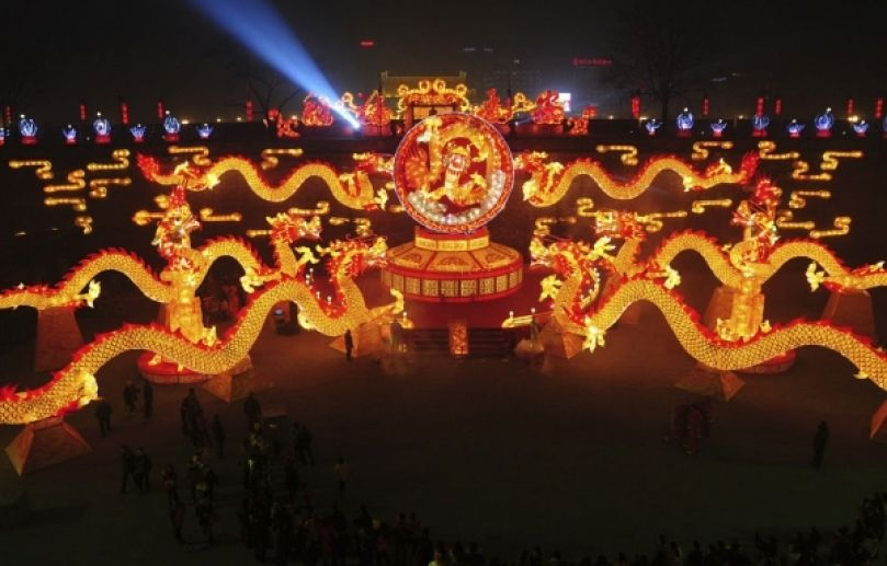 Fête des lanternes en Chine Festivals in china, Chinese
