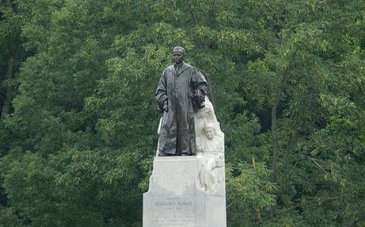 Dr. Babler State Park, St. Louis Missouri  He is a founding father of the state park program for many states.