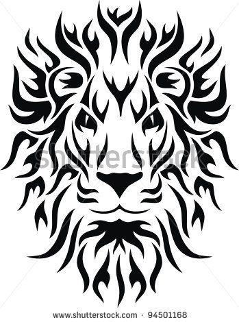 lion head tattoo - Google Search