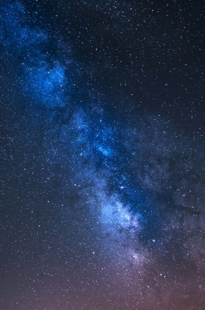 In The Sky Fond Ecran Galaxie