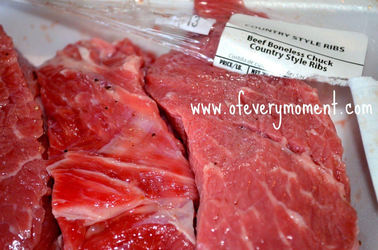 Recipe Quick Easy Boneless Chuck Country Style Beef Ribs Beef Ribs Boneless Ribs Recipe Beef Chuck Ribs Recipe