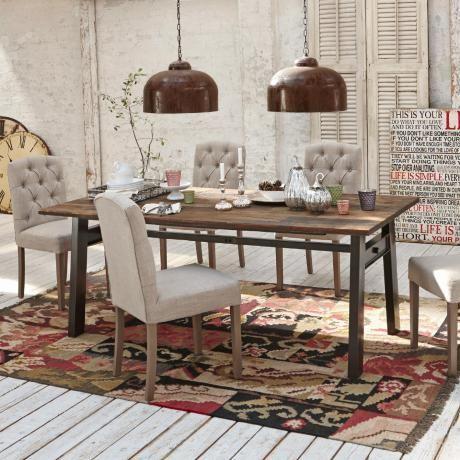 Tisch Eden Gesehen Auf Loberon De Einrichtungsideen Tisch Haus Deko