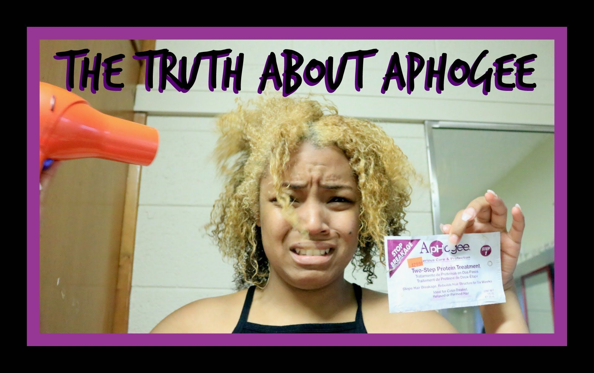 The Truth About Aphogee On Color Treated Hair Color Treated Hair Protein Treatment Hair