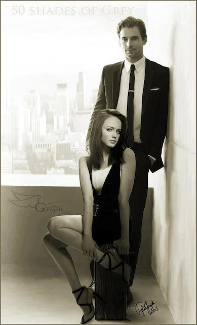 Fifty Shades Of Grey Movie Cast Rumors Alexis Bledel And Matt