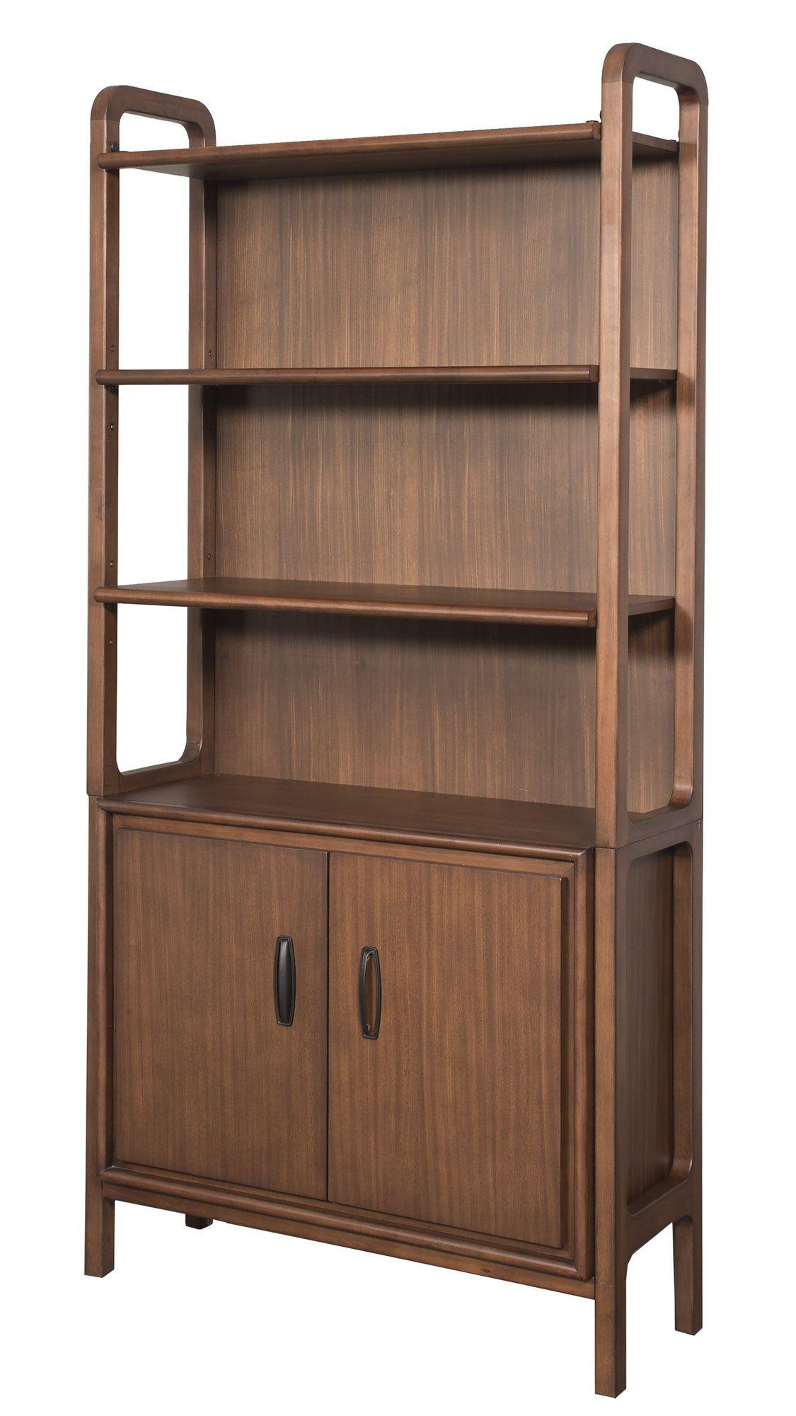 Jackson 72 Standard Bookcase Bookcase Wood Bookcase Office