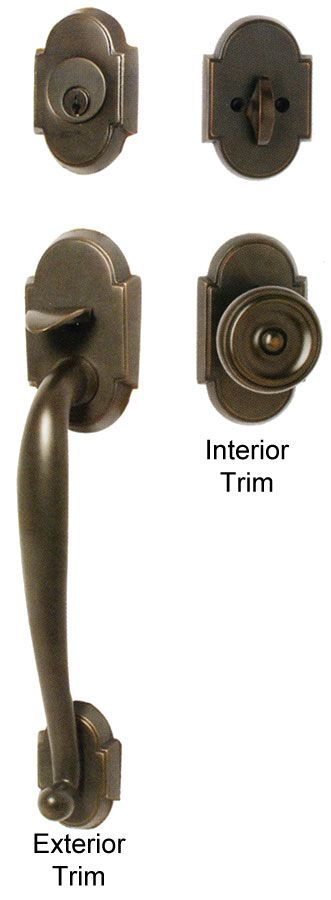 Exterior Door Knobs