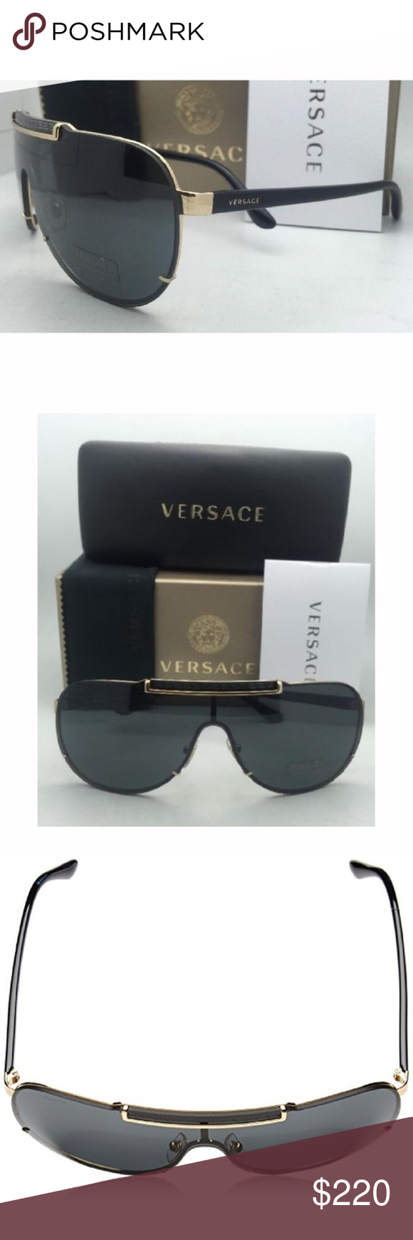 849c002a23c NWT Authentic Gucci Sunglasses 52MM Wayfarer 100% AUTHENTIC   Geniuine    Brand NEW GUCCI Sun Glasses Newest Model   Release! Gender  …