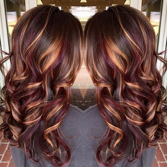 Best Ideas About Brown Hair Caramel Highlights 22 Hair Styles