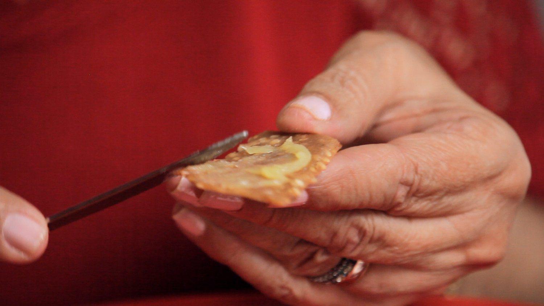 Creditos Gnt Biscoitos De Gergelim Lanches Saudaveis
