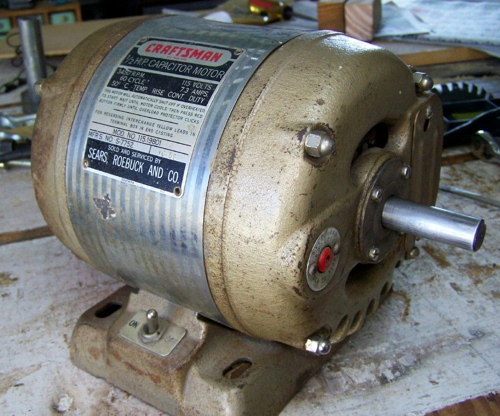 Make An Electric Motor Run Again With Images Electric Motor Diy Electrical Electricity