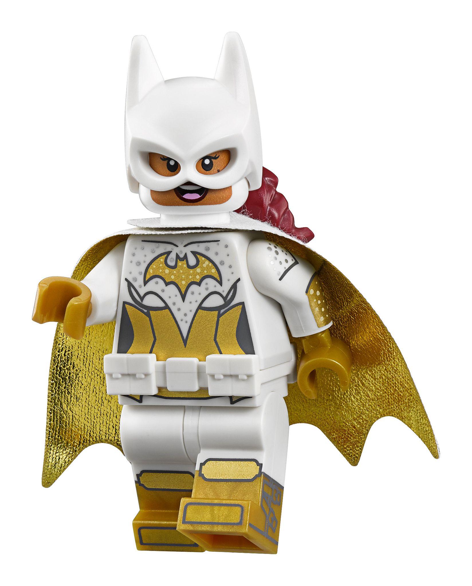 Lego Disco Batgirl 70922 Batman Movie Super Heroes Minifigure