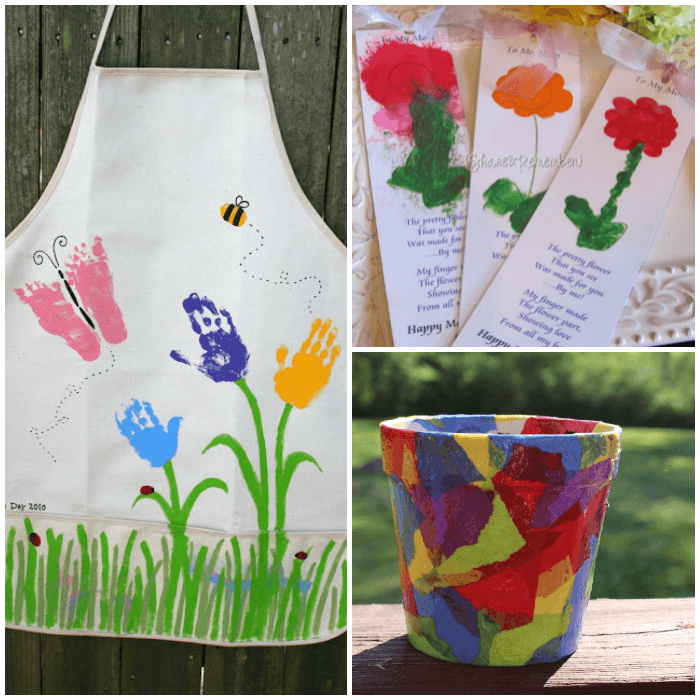 Simple Mother's Day Crafts For Preschoolers