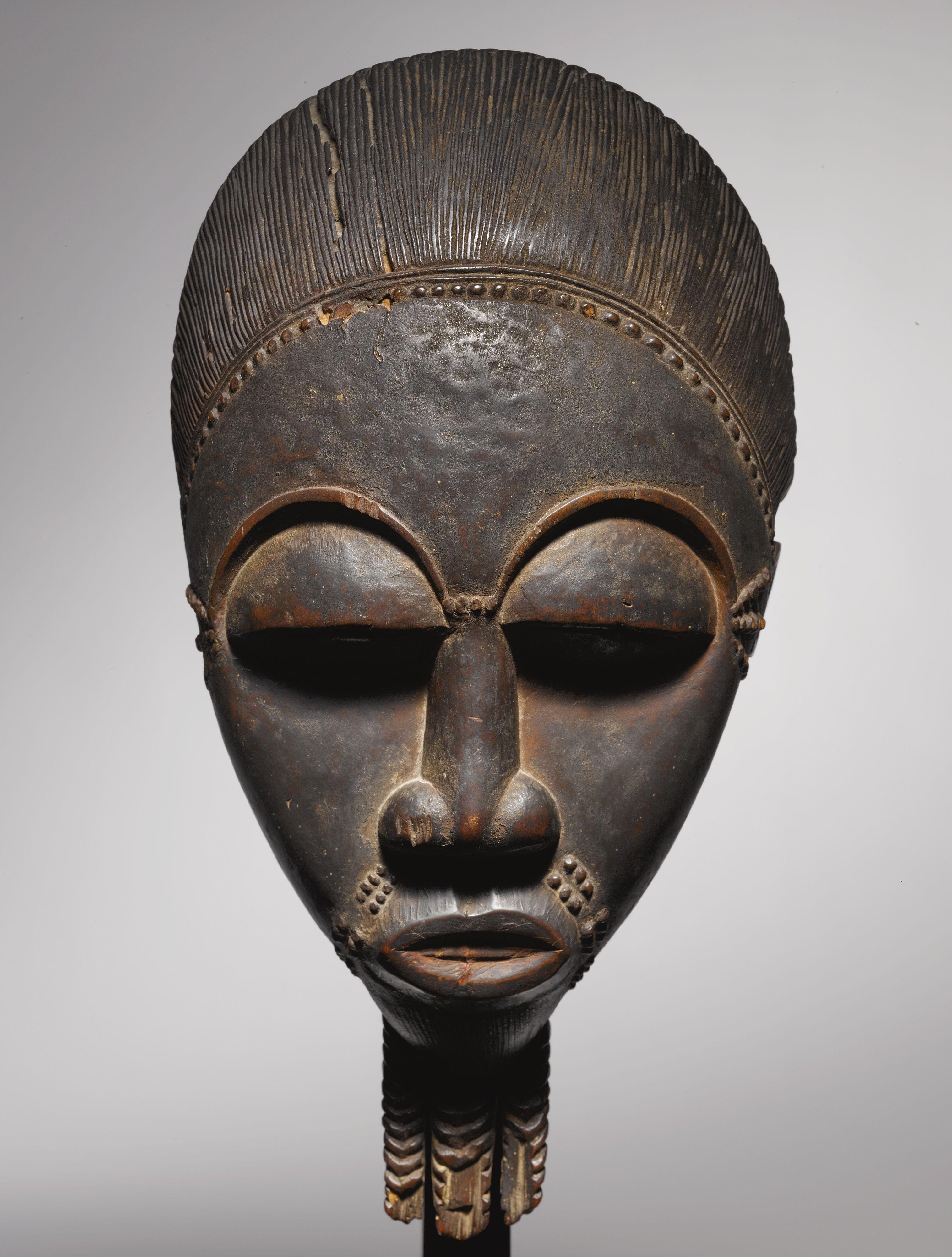 Portrait Mask Mblo Ap Art History