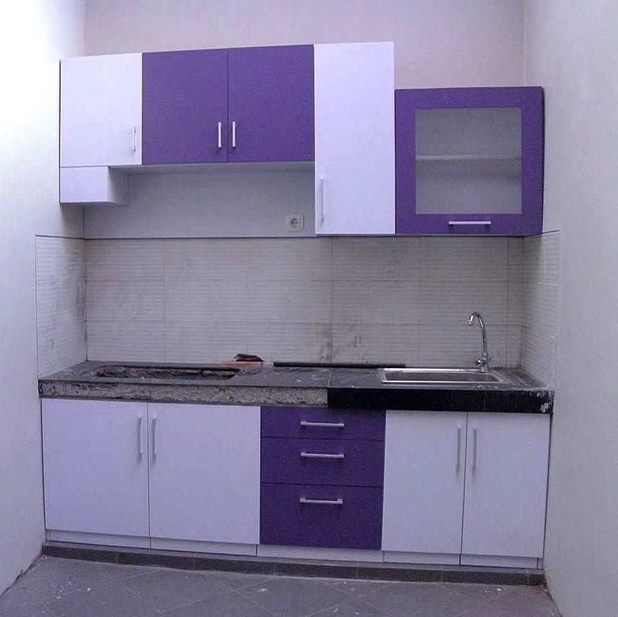 Kitchen Set Sederhana Modern Dapur Desain Dapur Desain