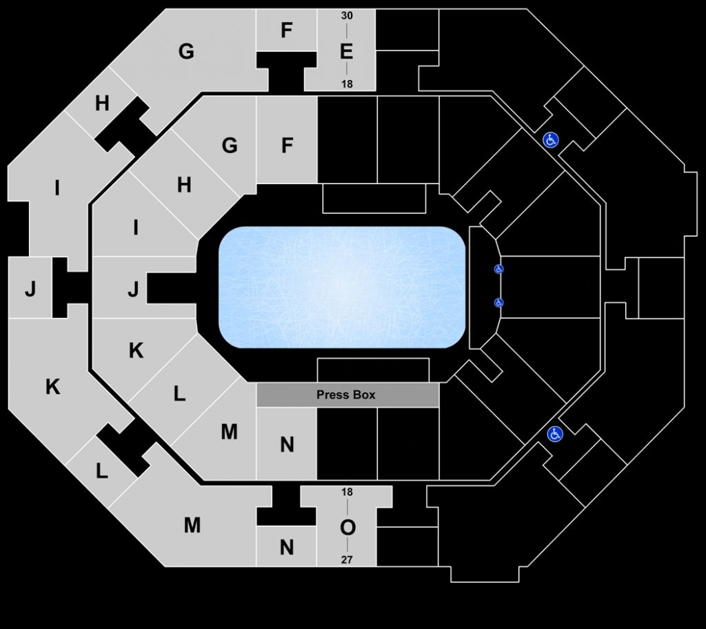 The Most Brilliant And Also Interesting Uno Lakefront Arena Seating Chart