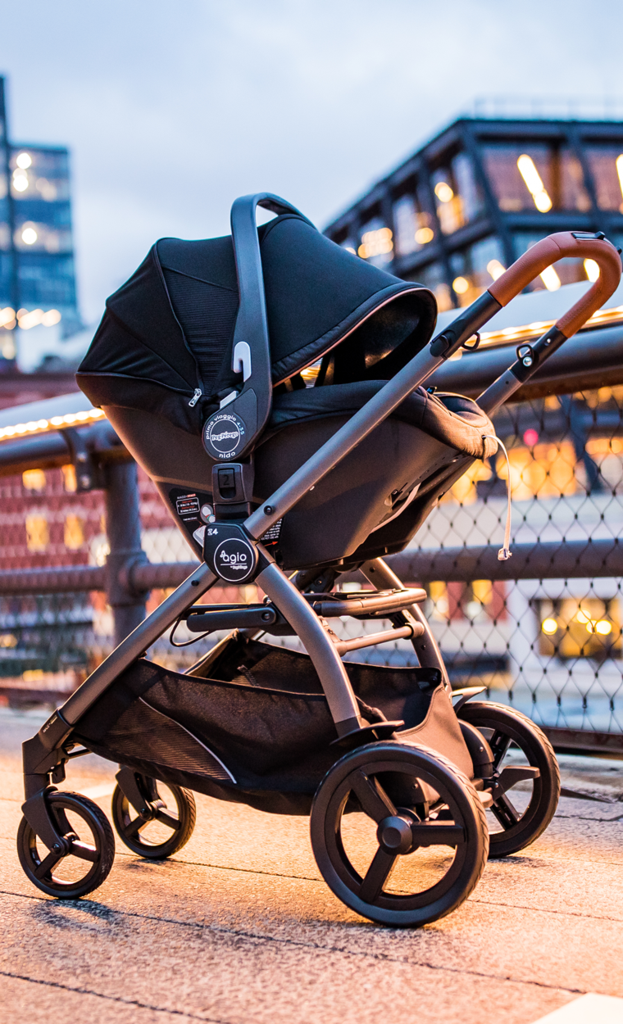 The Agio Z4 travel system combines sophisticated Italian