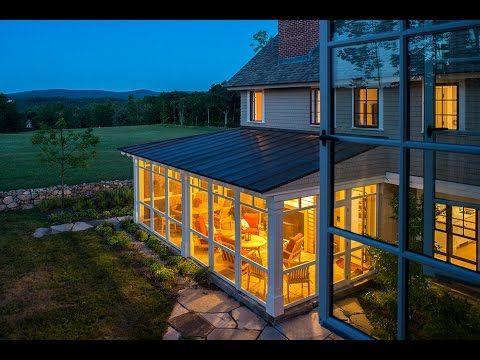 вальмовая крыша пристроенная к дому