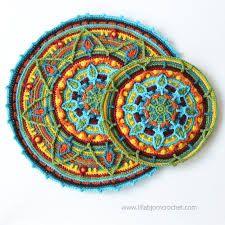 Image result for tapestry crochet mandala