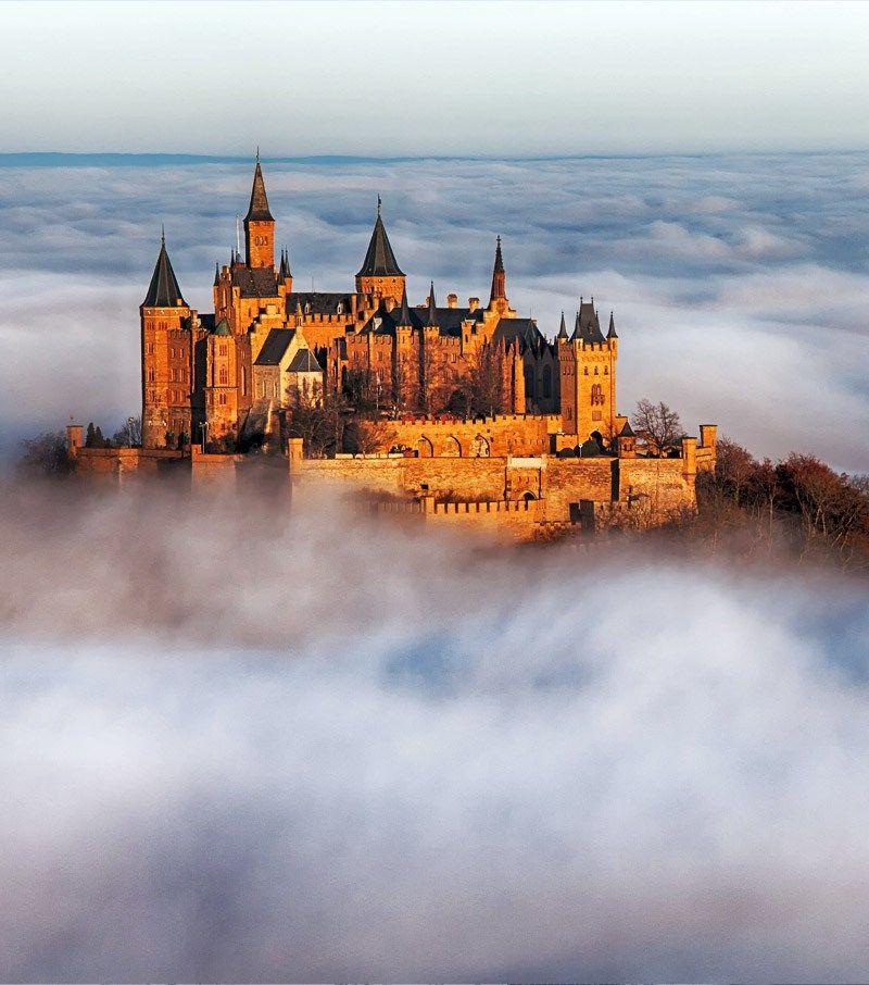 Most Amazing: Hohenzollern Castle, Germany