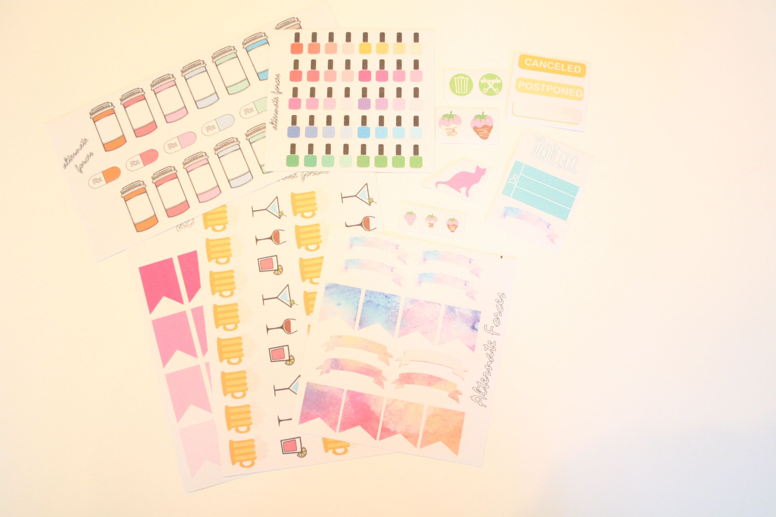 Etsy Planner Stickers   http://simplesouthernbelle.net