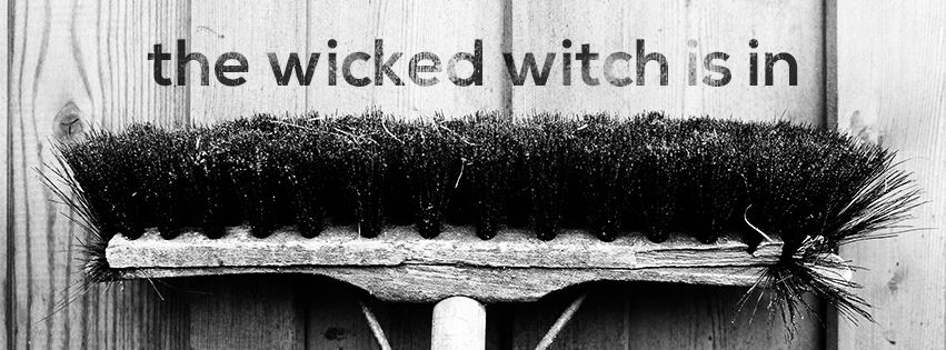 Timeline Cover The Wicked Witch Is In #facebook #timelinecover