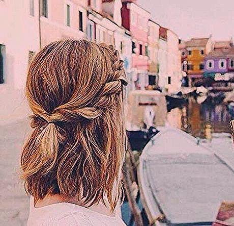 Schnelles und einfaches Matte  #einfaches #schnelles #Damenfrisuren #Frisuren #H…