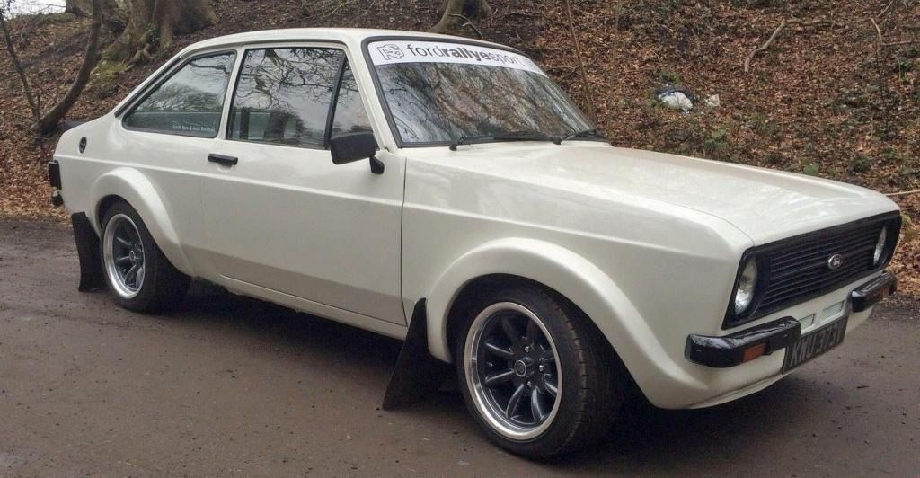 FOR SALE – 1979 Mk2 Escort... VIEW EBAY AD >> http://ebay.to/1eG7AMl ...