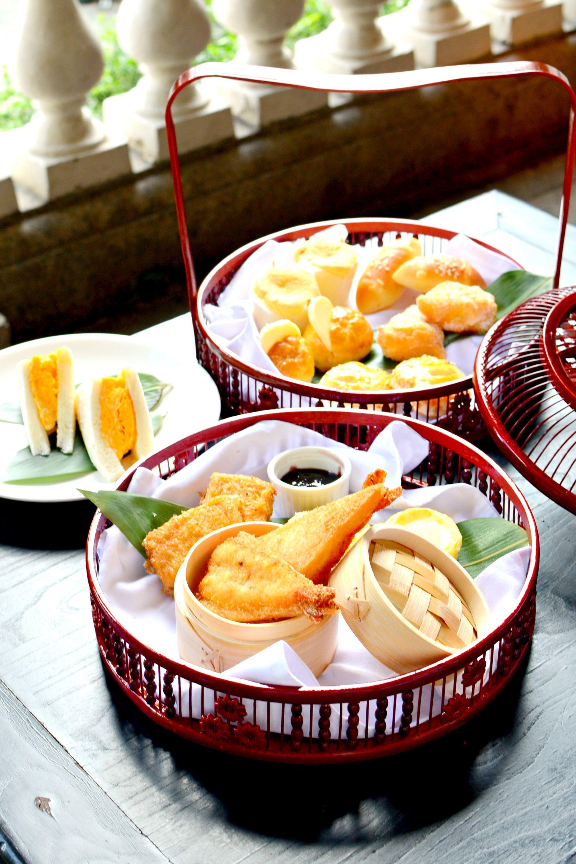 懷舊香江下午茶 Old Hong Kong Afternoon Tea The Parlour 美食, 飲茶