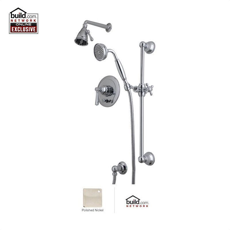 Rohl WEKIT30LM | Shower heads, Shower
