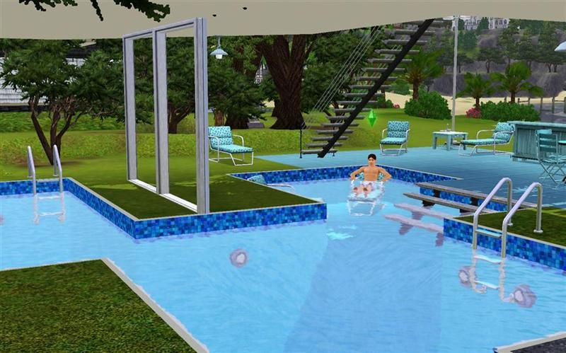 Mod The Sims Tutorial How to make pools of different