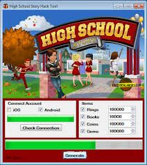 high school story unlimited rings