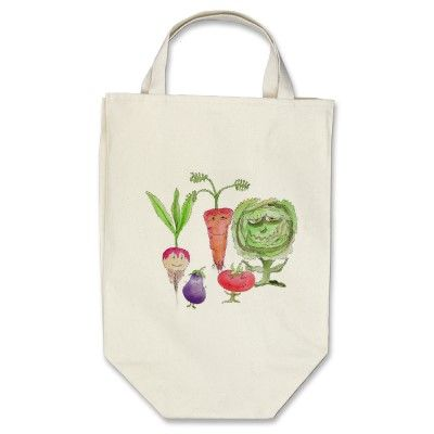 So cute. Eat your veggies before they eat you :-)