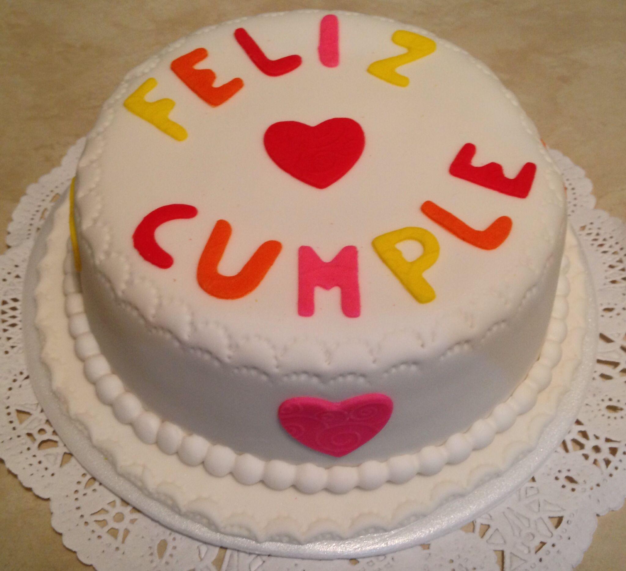 Feliz cumple #Cupcakes #Tortas