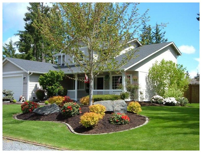 130 Simple  Fresh and Beautiful Front Yard Landscaping Ideas   Yard  landscaping  Landscaping ideas and Front yards. 130 Simple  Fresh and Beautiful Front Yard Landscaping Ideas
