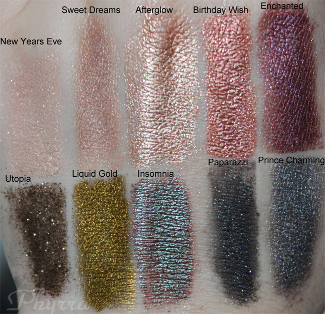 New Makeup Geek Pigments Review Swatches Makeup Geek Pigment Makeup Geek Makeup