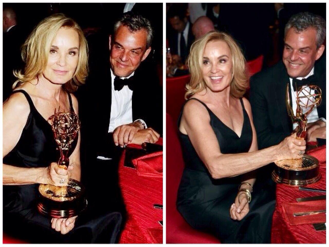 Jessica Lange & Danny Huston.