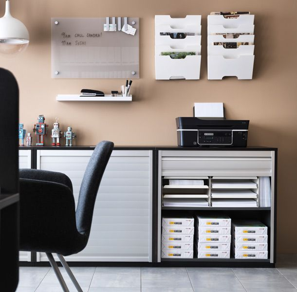 Fresh Home Furnishing Ideas And Affordable Furniture Ikea Office Storage Ikea Office Ikea Office Organization