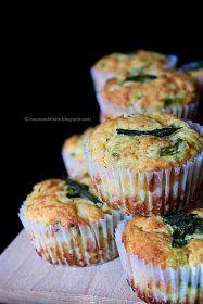 IL SAPORE DEL SALE: Muffin asparagi e ricotta... per picnic lovers!
