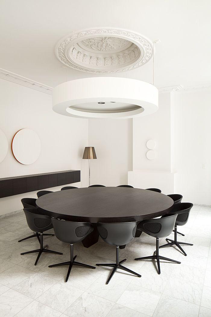 Conferenceroom Workspacevision Table Design Design Separation