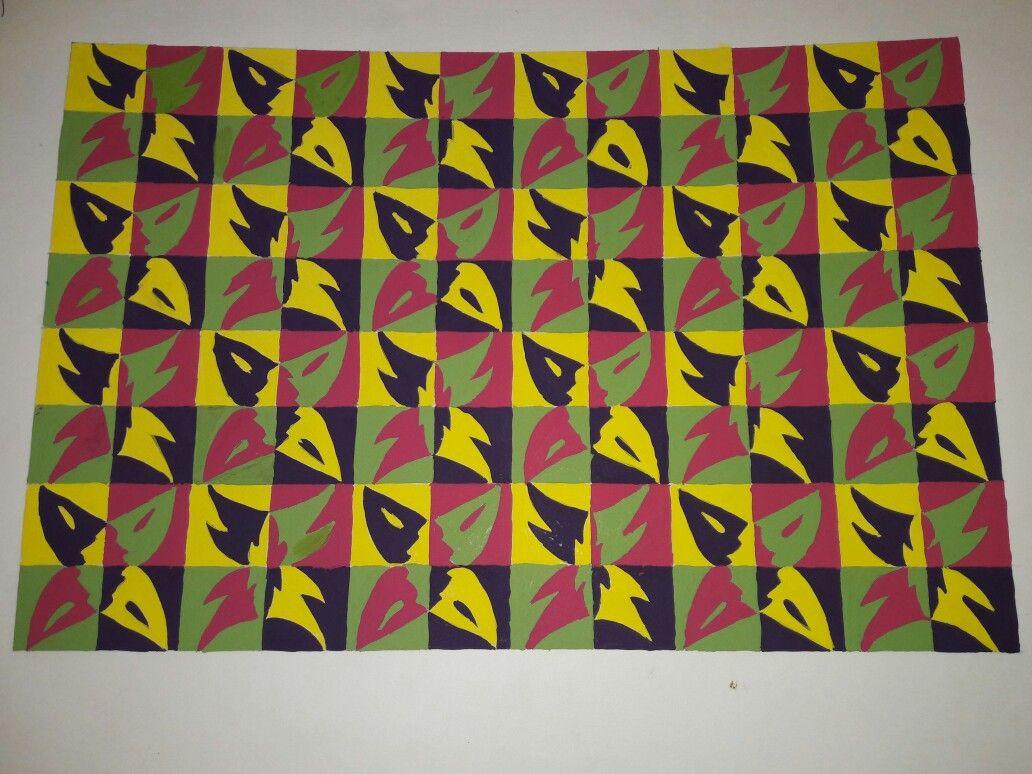 Zit Renkli Zitlik Calismasi Cizim Fikirleri Sanat Dersleri