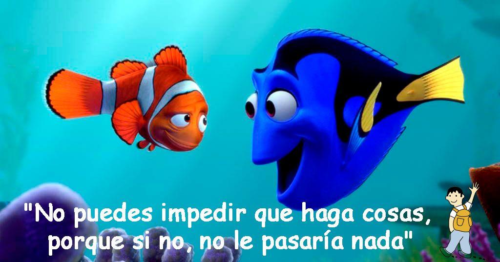 Frase Buscando A Nemo Frases Disney Nemo Wallpaper Y Dory