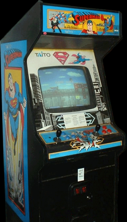 Http Www Emuparadise Me Mame Cabinets Superman Png Arcade Games Arcade Video Games Retro Arcade Machine