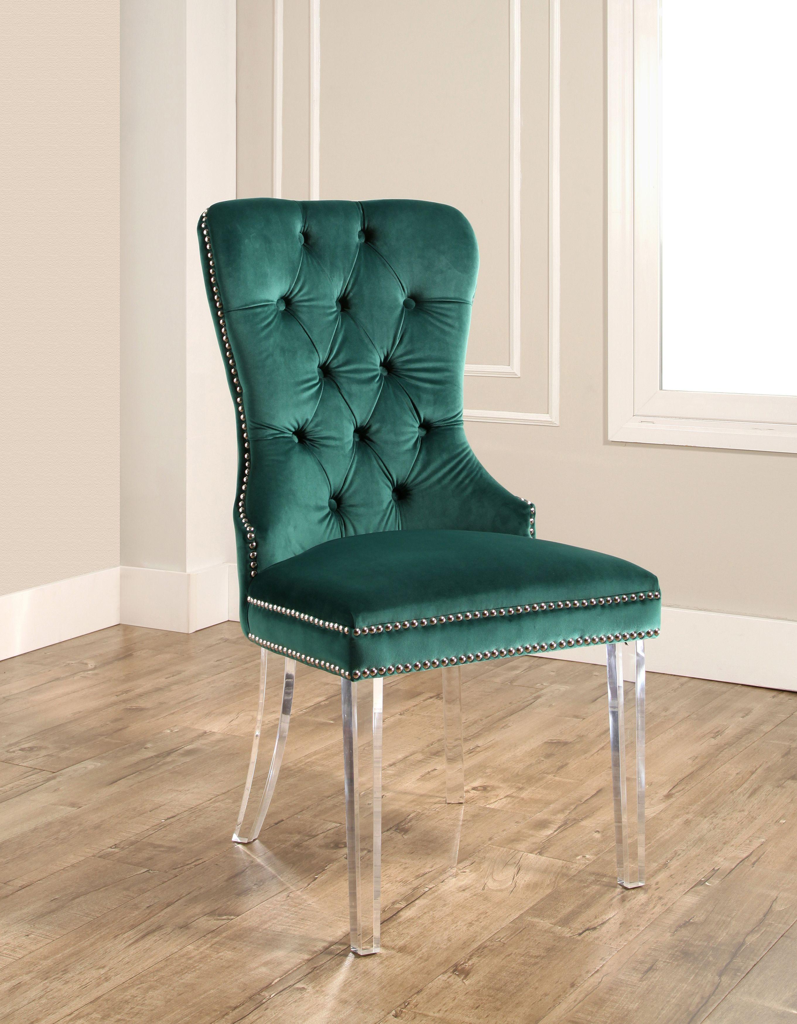 cheap acrylic chair legs