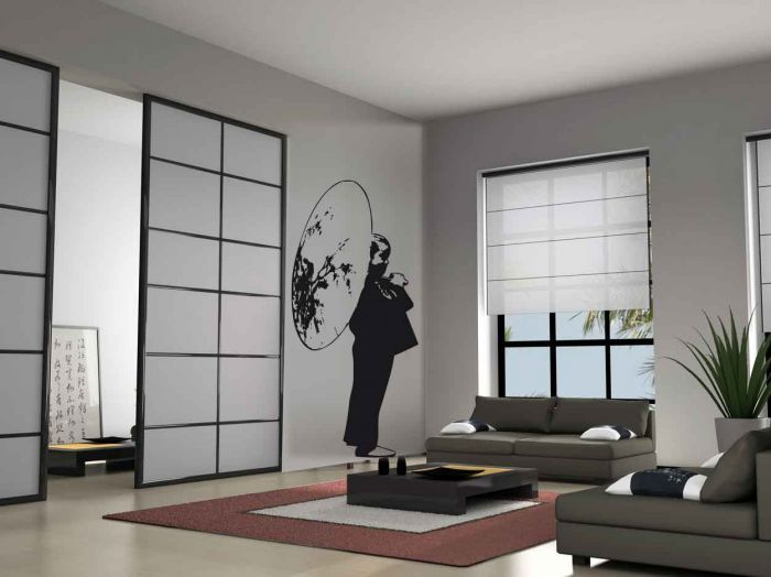 d coration japonaise pour un style pur et tendance. Black Bedroom Furniture Sets. Home Design Ideas