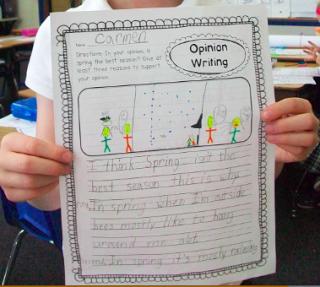 Opinion Writing Opinion Writing Writing Teaching Writing